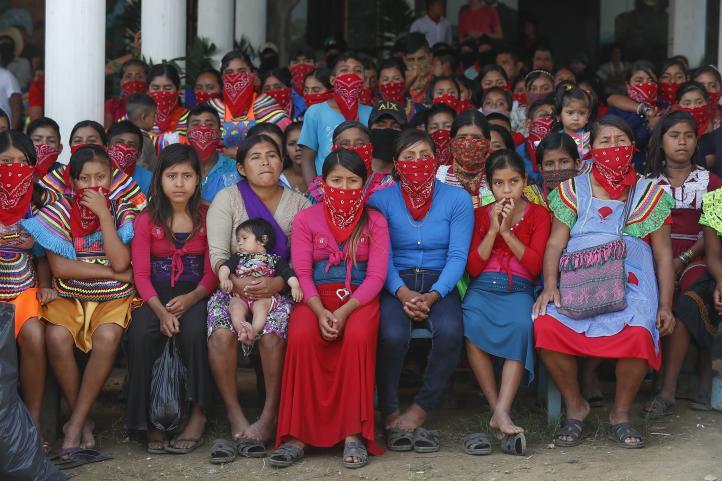 En su 25 aniversario el EZLN critica al gobierno de AMLO