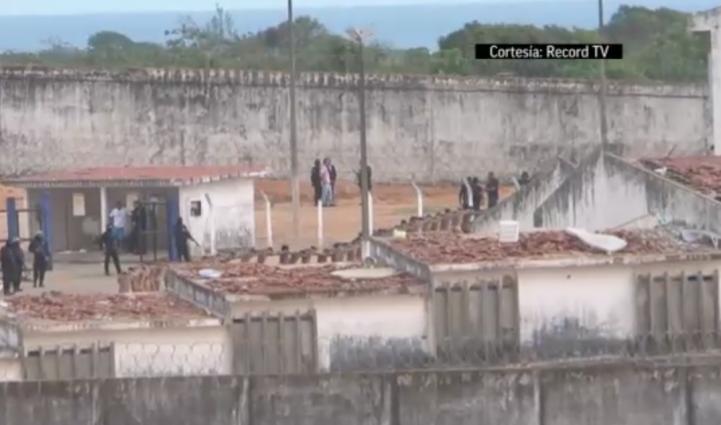 Más de 25 reclusos fallecen durante motines en Brasil