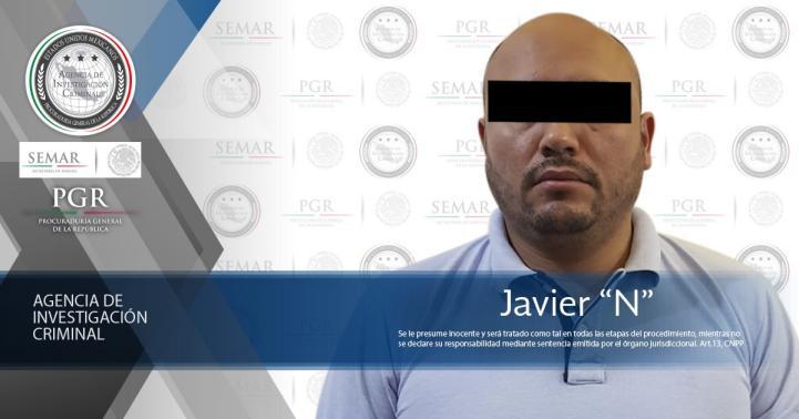 Detienen a 'El Peque', presunto operador del CJNG