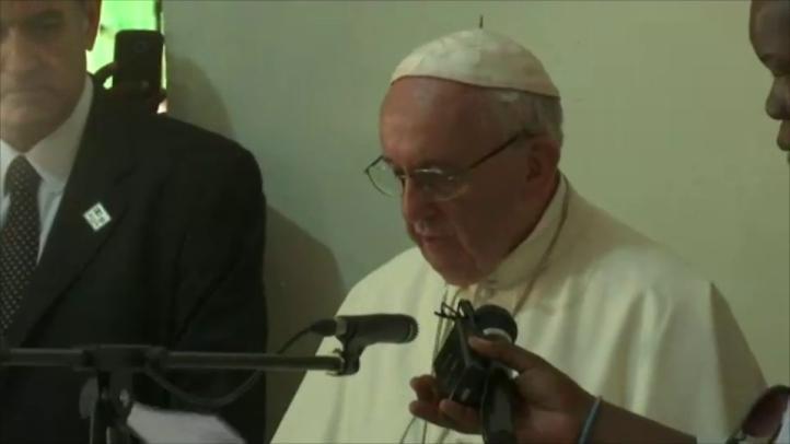 Papa llama a la unión de cristianos y musulmanes