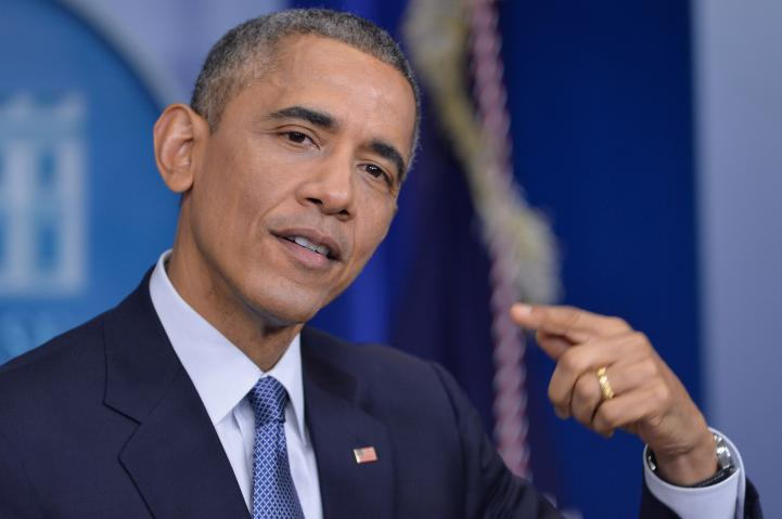 Raúl Castro bromeó con Barack Obama en charla telefónica