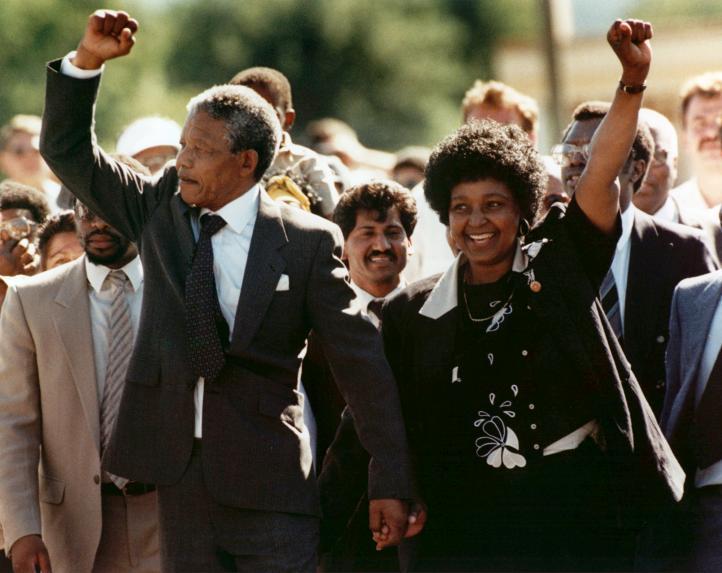El legado de Nelson Mandela