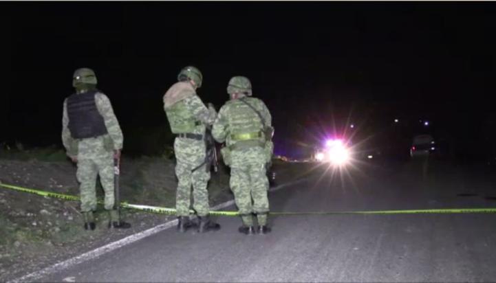 Hallan nueve cadáveres decapitados en Guerrero