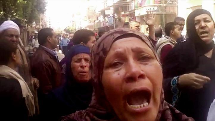 Condenan a muerte a 529 seguidores del ex presidente Mursi en Egipto