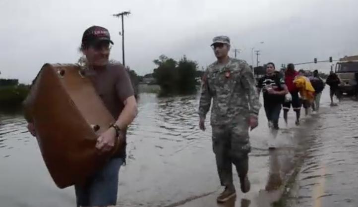 Inundaciones en Luisiana dejan 6 muertos