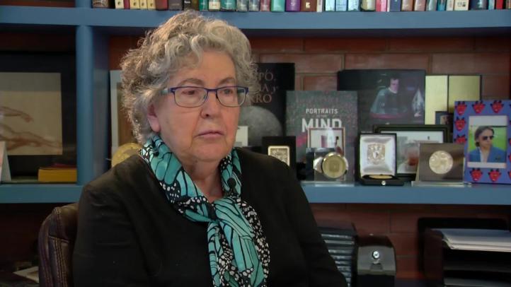 La doctora Herminia Pasantes manda mensaje a Donald Trump
