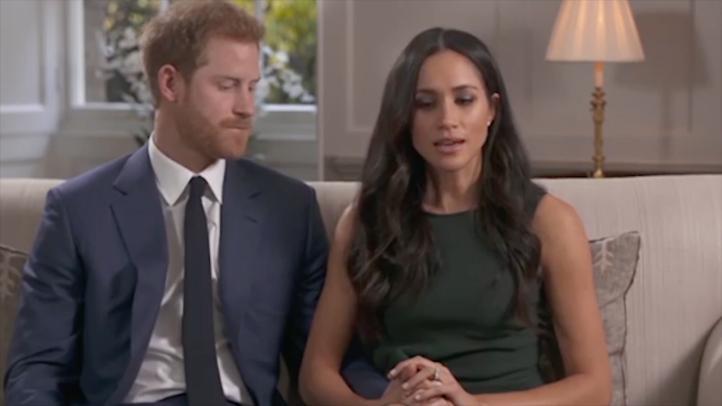 Príncipe Harry y Meghan Markle renuncian a darle un título real a su hijo