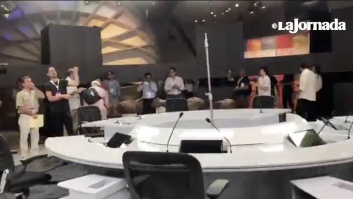 Moderadores alistan preguntas para el tercer debate