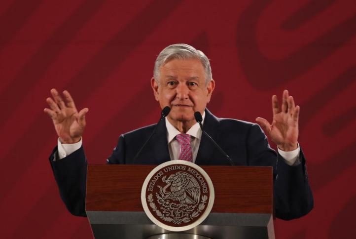 """""""Un logro que no haya impunidad"""" en caso Robles: AMLO"""