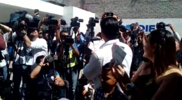 Vota Antonio Echeverría, candidato del PAN-PRD por Nayarit