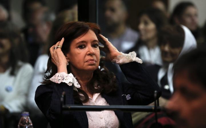 Inicia el primer juicio en contra de Cristina Fernández