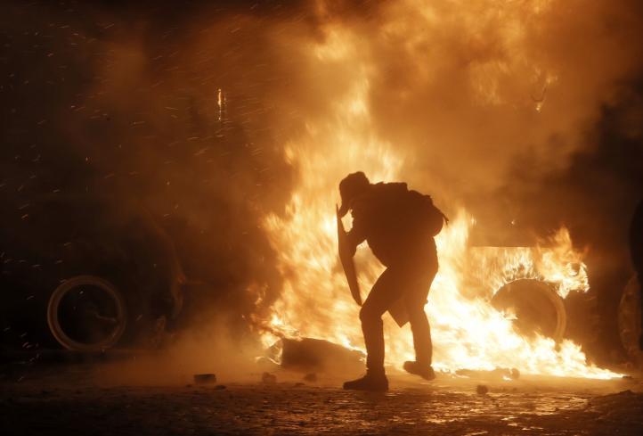 Continúan los enfrentamientos en Ucrania