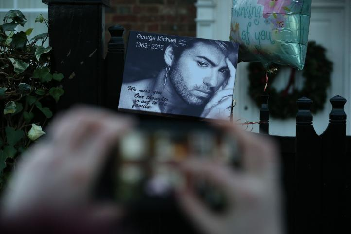 Rinden homenaje a George Michael