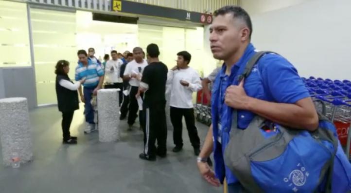 Mexicanos deportados de EU se solidarizan tras sismos