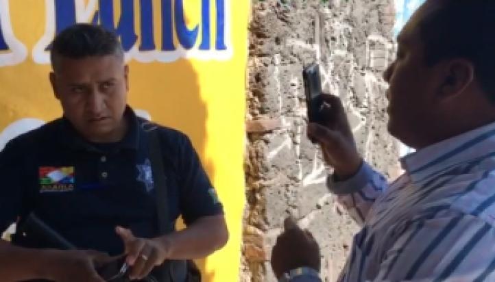 Alcalde de Tlaquiltenango denuncia intento de ataque