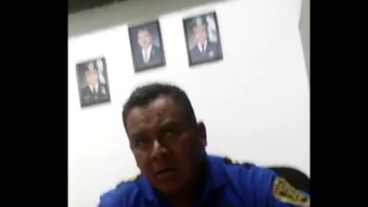 Acusan a mando de la policía de la CDMX de acoso