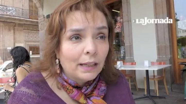 """Amedrentar"", la estrategia del comisionado Alfredo Castillo, acusa la diputada Selene Vázquez"