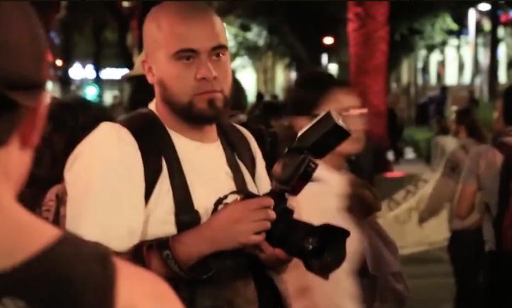 'Disparos': el joven que salió de la violencia gracias a la fotografía