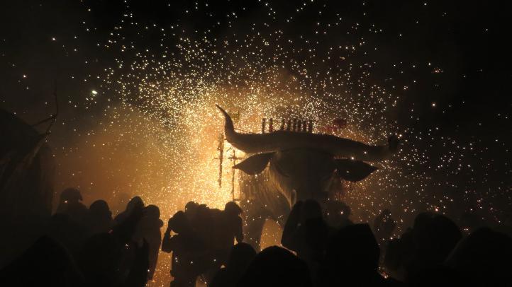 Tultepec entre el gozo y el luto celebra a San Juan de Dios