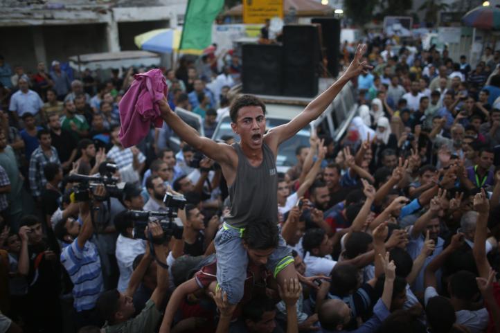 Entra en vigor cese al fuego en Gaza