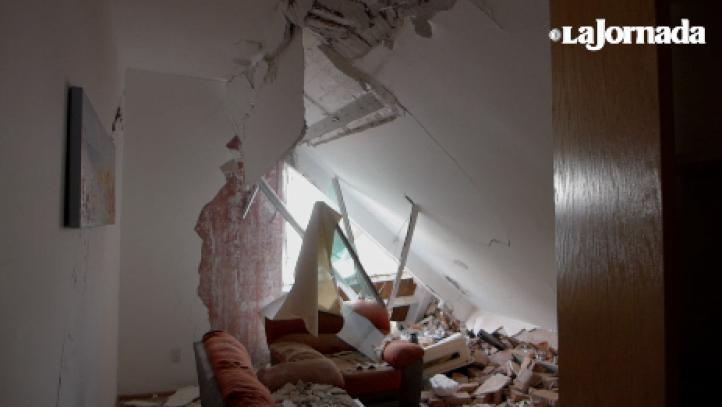 Inicia demolición de Zapata 56 y los vecinos aún no tienen los resultados del peritaje