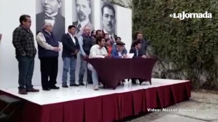 Anuncian los resultados de la segunda Consulta Nacional