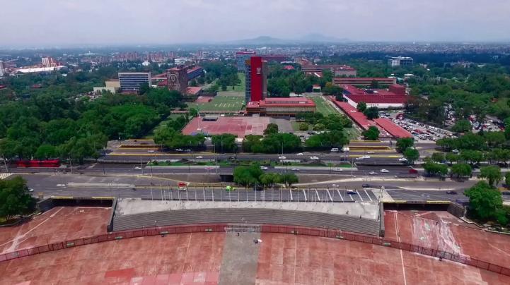 Una réplica de Ciudad Universitaria será exhibida en el MUCA