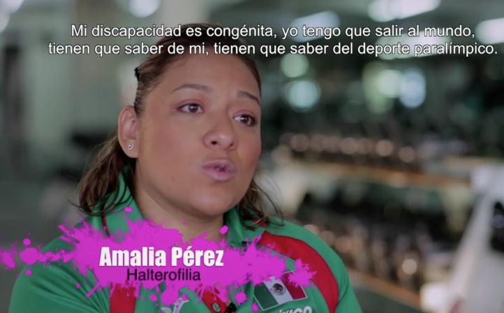 Capital de campeones: Amalia Pérez