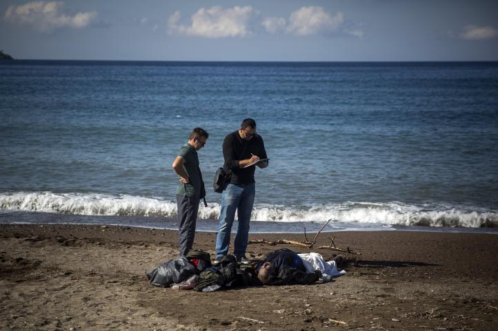 Grecia: Mueren 29 migrantes en naufragio