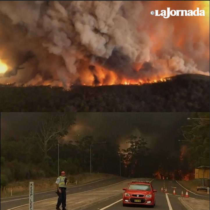 Las claves para entender los incendios en Australia