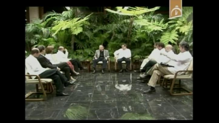 Raúl Castro recibió a delegaciones del gobierno colombiano y las FARC