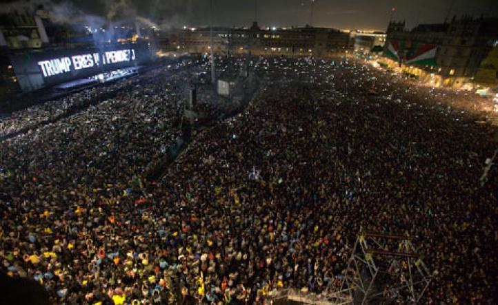 Así se vivió el histórico concierto de Roger Waters en el Zócalo