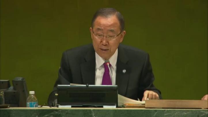Primera cumbre de la ONU sobre refugiados
