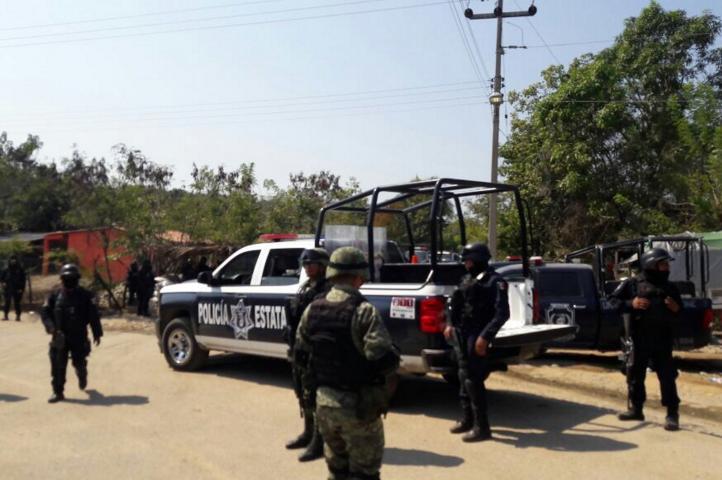 Reporteros gráficos denuncian agresiones de la policía de Guerrero