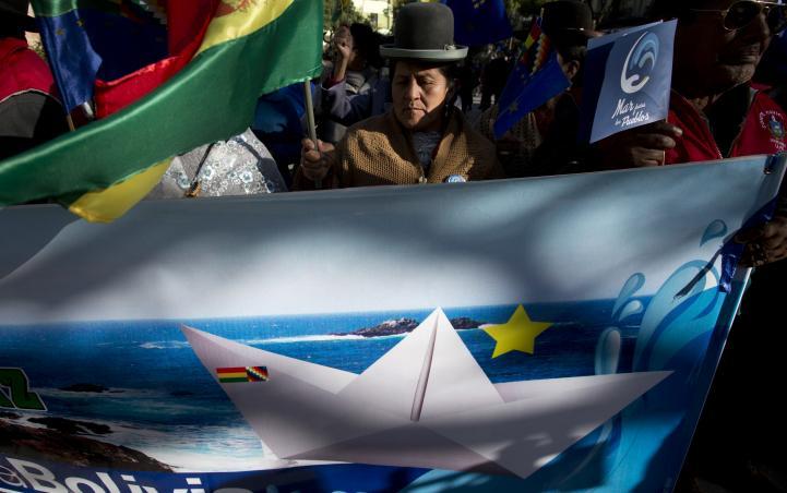 Corte de La Haya rechaza salida al mar de Bolivia