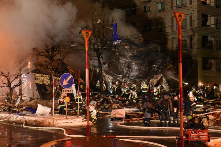 Japón: Investigan causa de explosión que deja 42 heridos