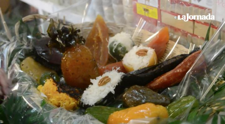 Inicia la Feria del Dulce Cristalizado en Xochimilco
