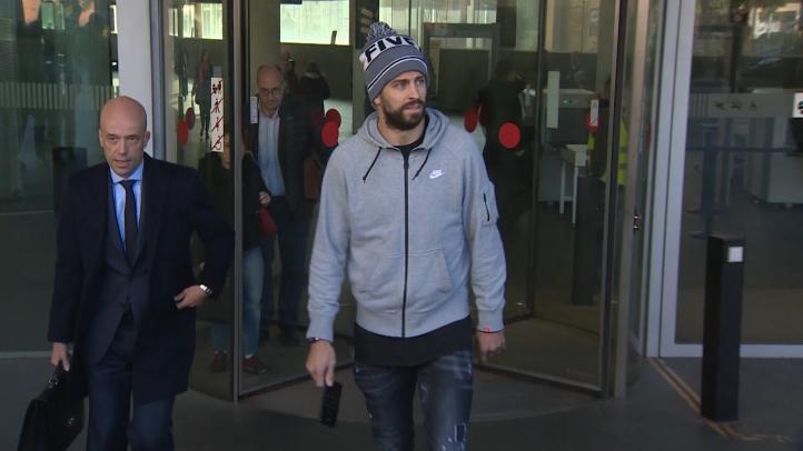 Condenan a Gerard Piqué a pagar multa de 48 mil euros