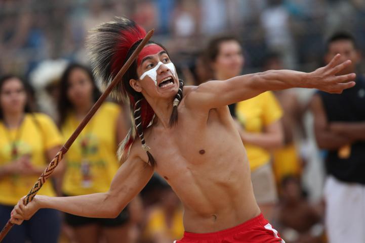 Juegos Mundiales de Pueblos Indígenas