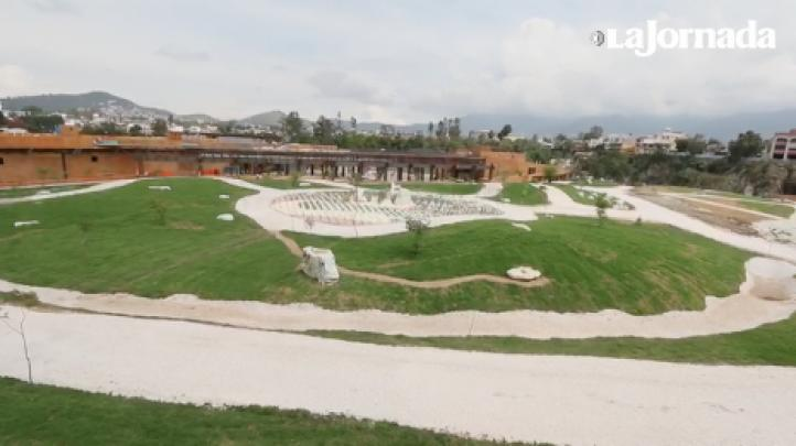 Oaxaca estrena Centro Cultural y de Convenciones