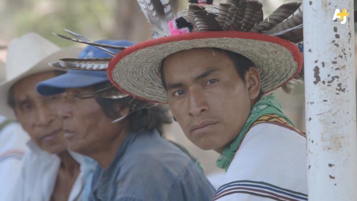 """""""La vida no se negocia"""", le dicen los pueblos wixárika y náyeri al gobierno federal"""