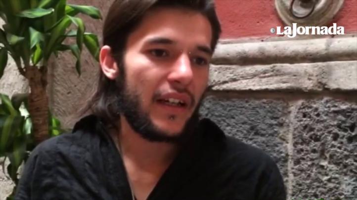 """Hay que luchar """"ya no sólo por los 43, sino para cambiar el país"""": Sandino Bucio"""