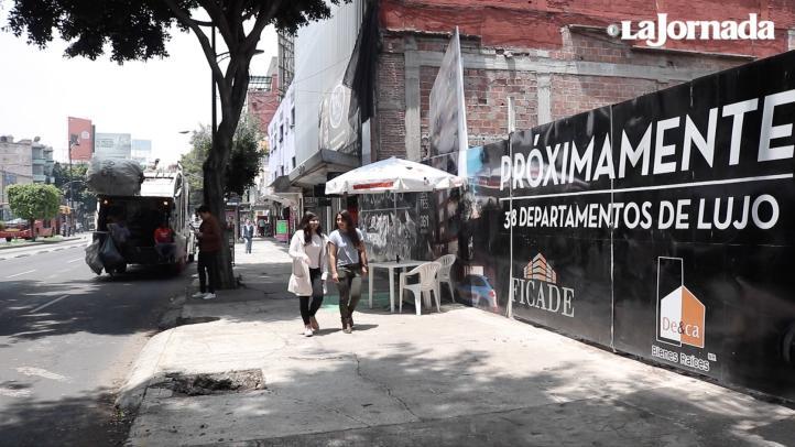 La gentrificación transforma la vida en la Ciudad de México