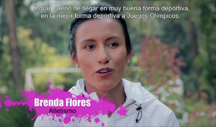 Capital de campeones: Brenda Flores