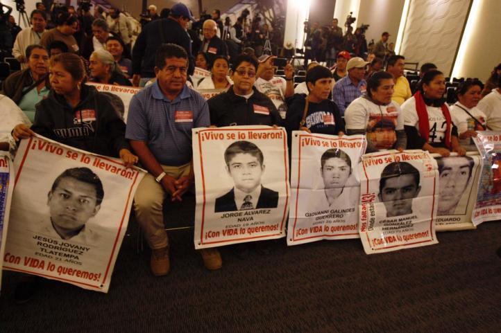 """""""Positiva"""", instalación de Comisión en el caso Ayotzinapa: ONU-DH"""