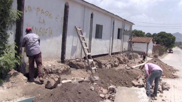 Se cumplen dos años del sismo de 8.2 en Chiapas