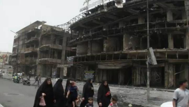 Aumenta el número de víctimas del atentado en Bagdad