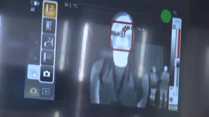 Siemens presenta un sistema de videovigilancia capaz de detectar la fiebre