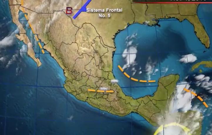 Pronóstico del tiempo para el 2 de noviembre de 2016