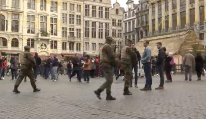 Policía de Bélgica detiene a seis personas por amenazas de atentados